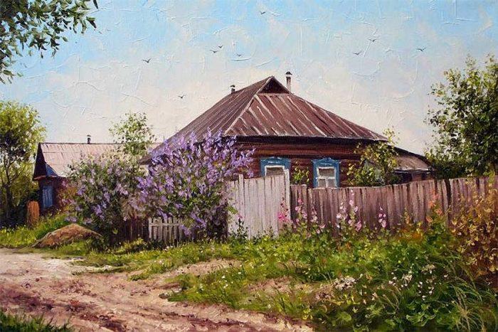 художник Александр Воля картины - 15