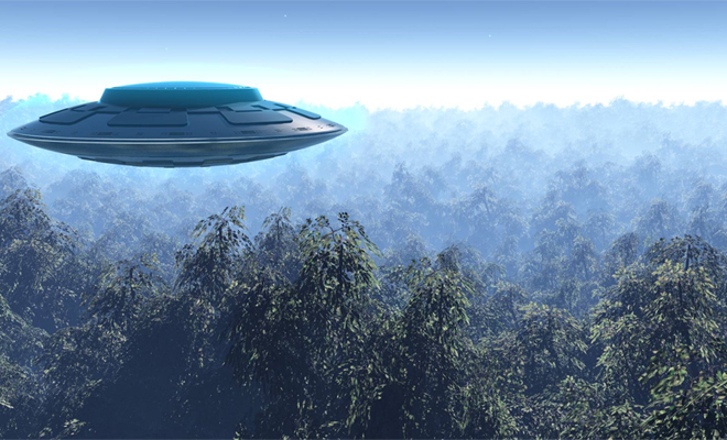 НЛО над Гималаями: рассекреченные архивы ЦРУ