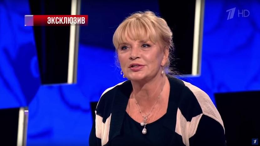 Марианна Вертинская впервые …
