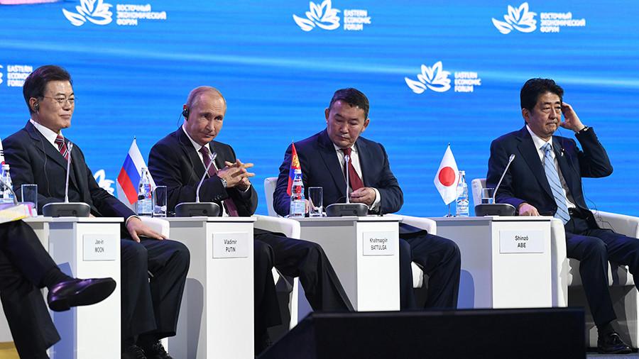 Триллион за два дня: итоги III Восточного экономического форума