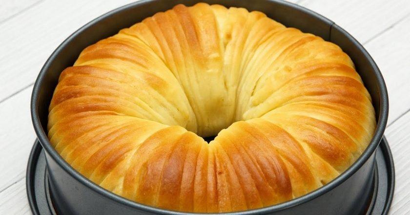 Шерстяной пирог