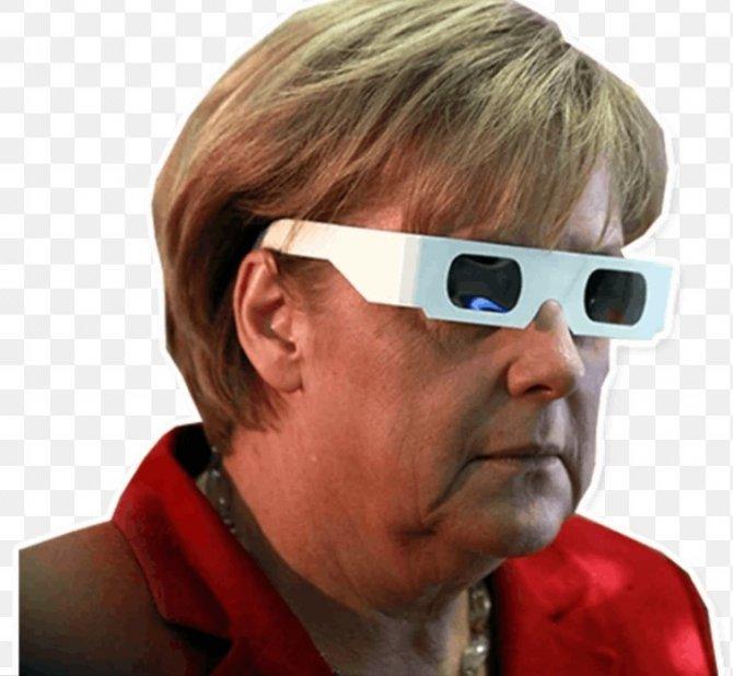 Ангела Меркель сравнила Крым с ГДР