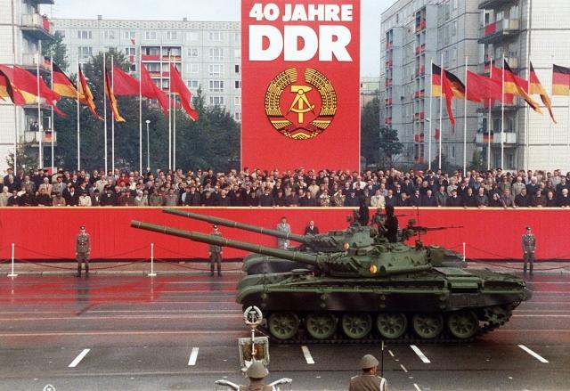 ГДР: брошенный щит Советской империи