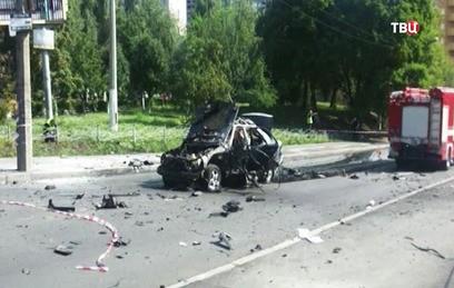 Взорванный в Киеве разведчик руководил охраной депутата Вороненкова