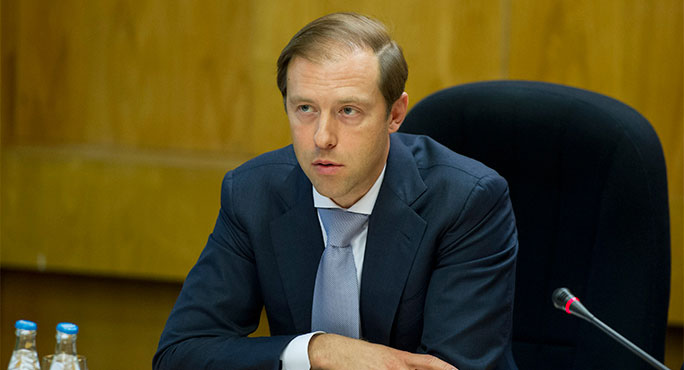 Денис Мантуров: «Мы не можем оставить предприятия ОПК у разбитого корыта»