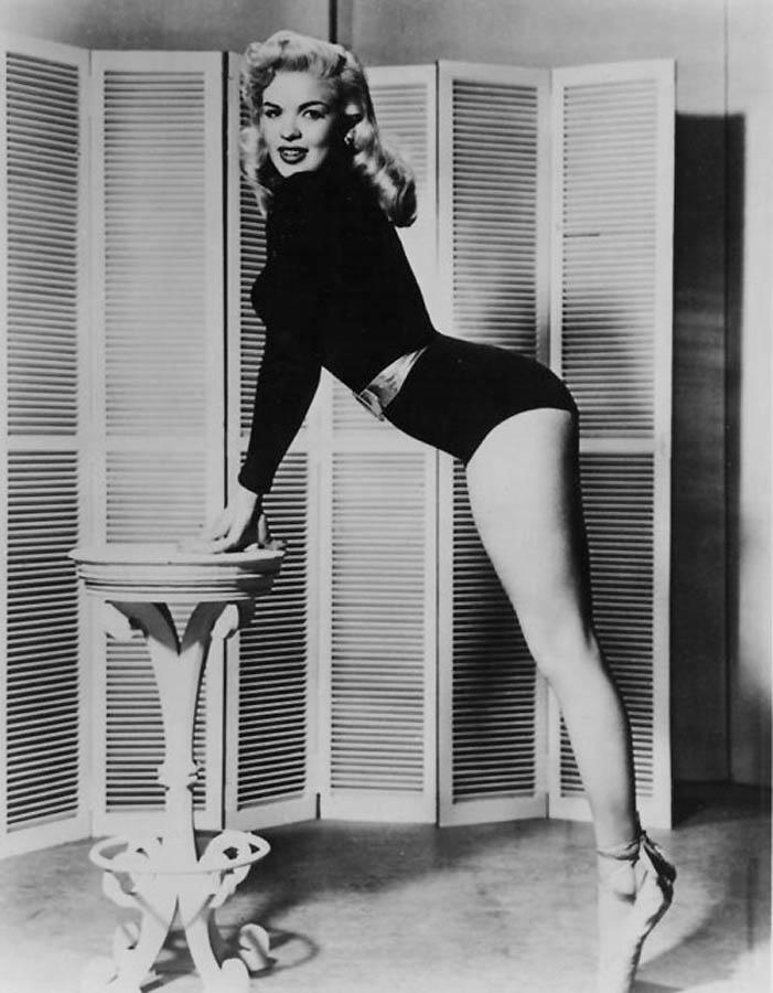 581 Иконы Голливуда: Джейн Мэнсфилд