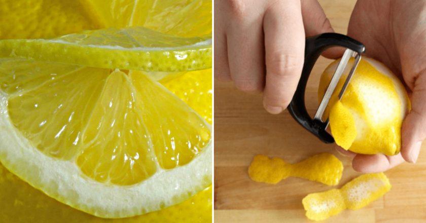 Ароматная и удобная в применении приправа из лимонной цедры