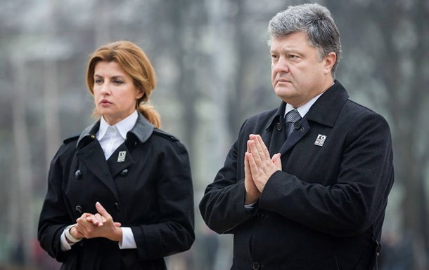 Порошенко: на Донбассе Украи…