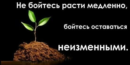 Растите...