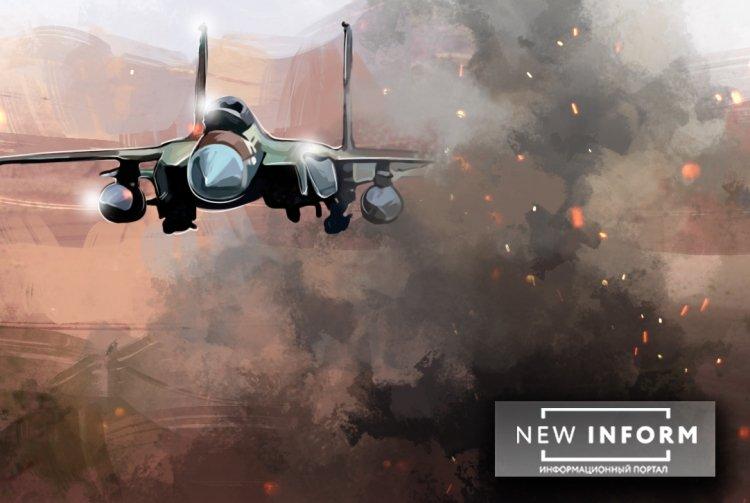 Сирия, Идлиб: ВКС РФ нанесли серию ударов по позициям «Джебхат ан-Нусры»*