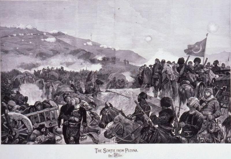 Разгром турецкой армии Осман-паши и падение Плевны