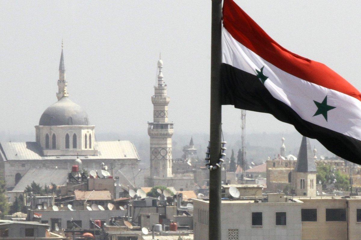 Основные цели конфликта в Сирии.