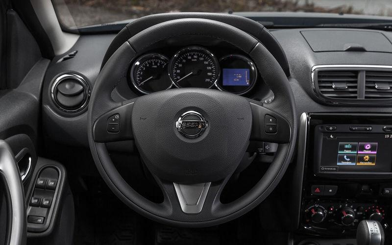 NissanTerrano: 10 нужных обновлений