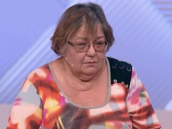 Ирина Стерхова: «К сыну Сергея Захарова по поводу применения и помилования никто не приходил»