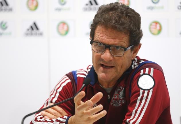 Капелло заявил о готовности работать со сборной России без зарплаты