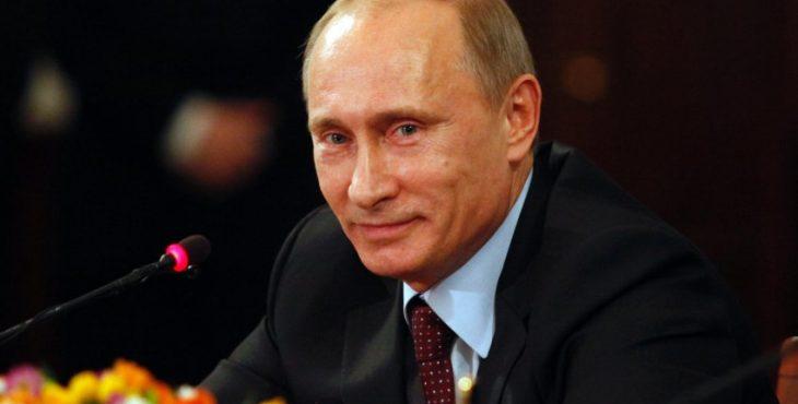 Президенту России Владимиру …