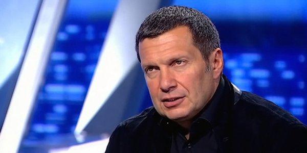 Владимир Соловьев о заявлении Порошенко: «Этот спекся. Уносите»