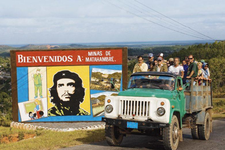 За что на Кубе любят советскую технику?
