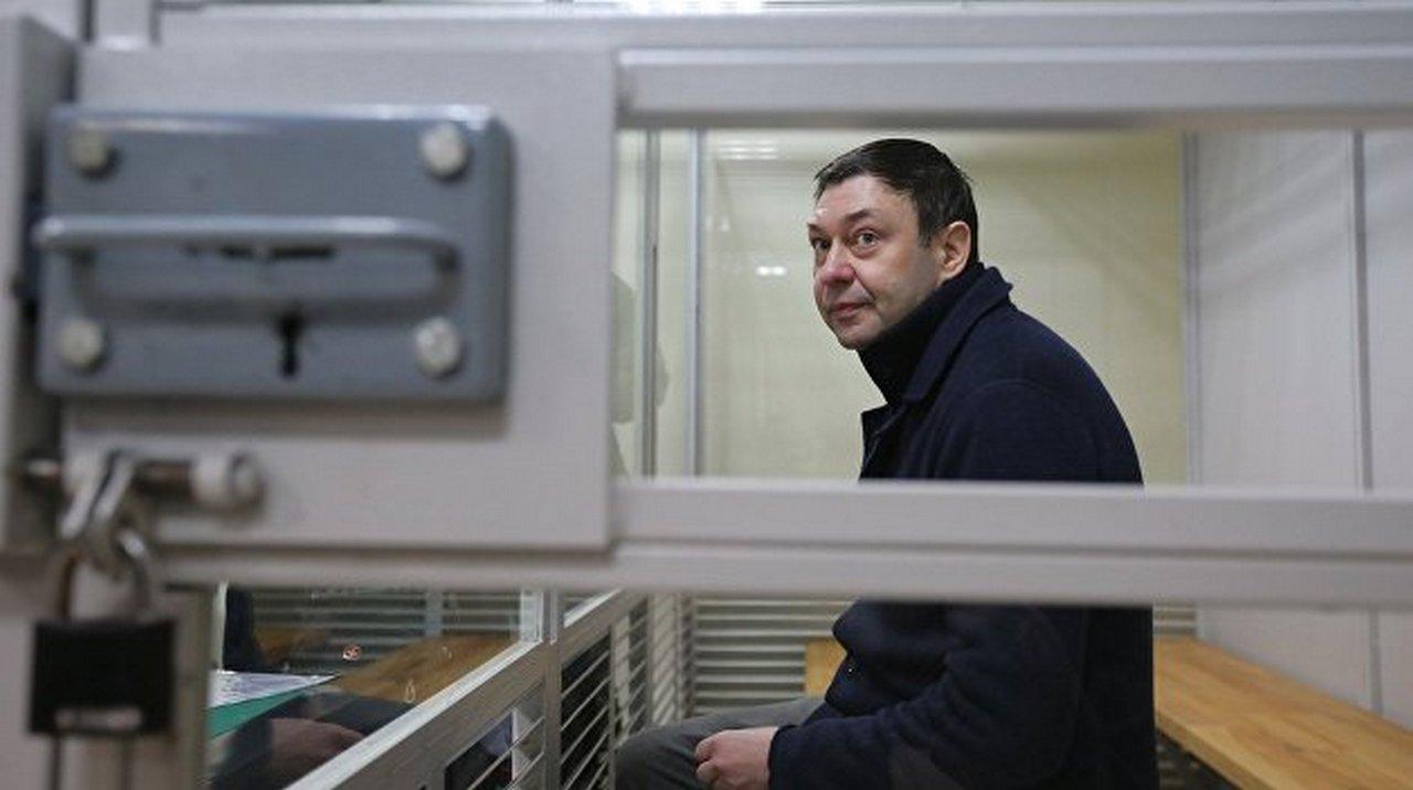 Похищение Вышинского. За что украинская власть хочет осудить журналиста?