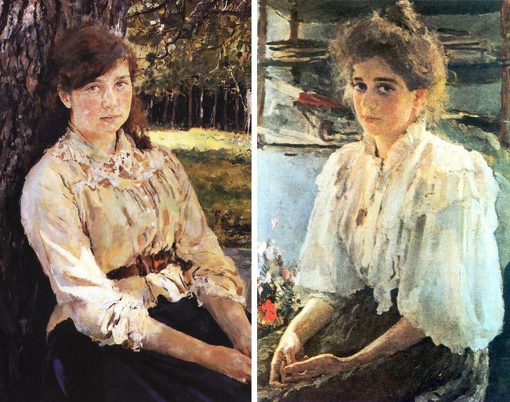 9 женщин с известных картин, о судьбах которых мы почти ничего не слышали