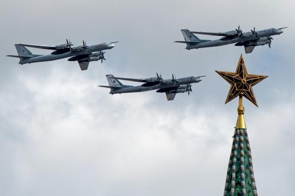 Сталинский «Медведь»: 60 лет воздушного господства Ту-95