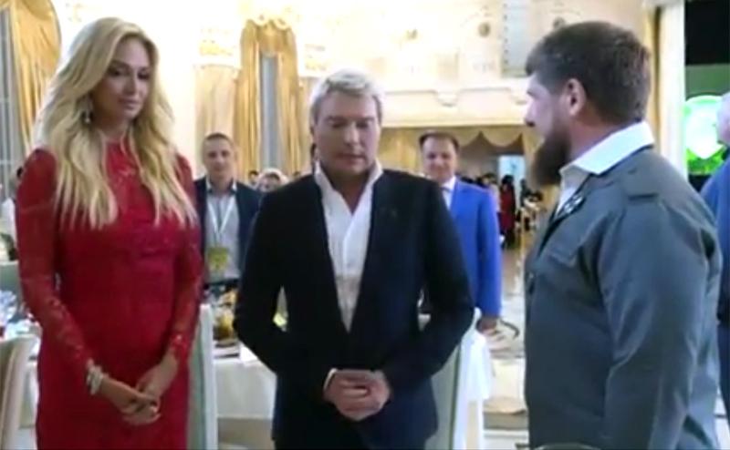 Пиар на любви: Кадыров женит Баскова на Лопыревой