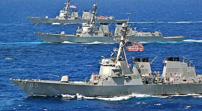 Россия движется к конфликту с НАТО: На Черном море может появиться база США