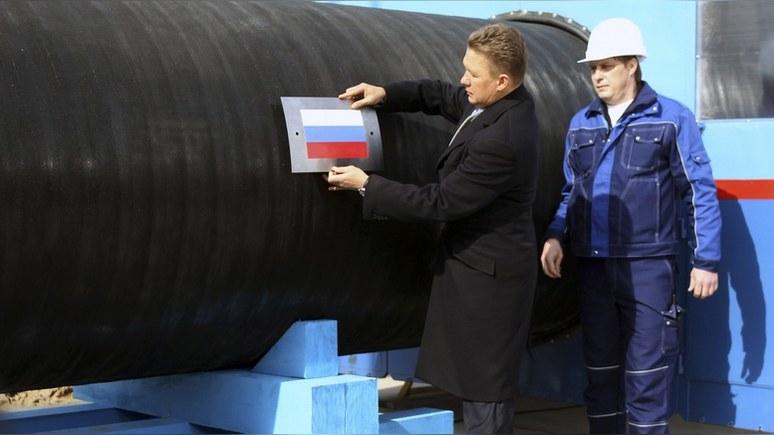 """Газовая """"хитрость"""" Украины"""