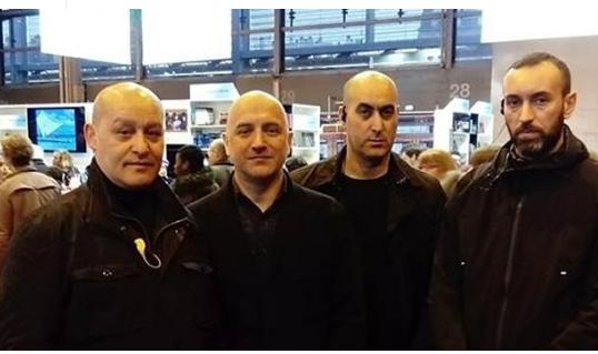 Украина направила Франции ноту протеста из-за приглашения Прилепина на Парижский книжный салон