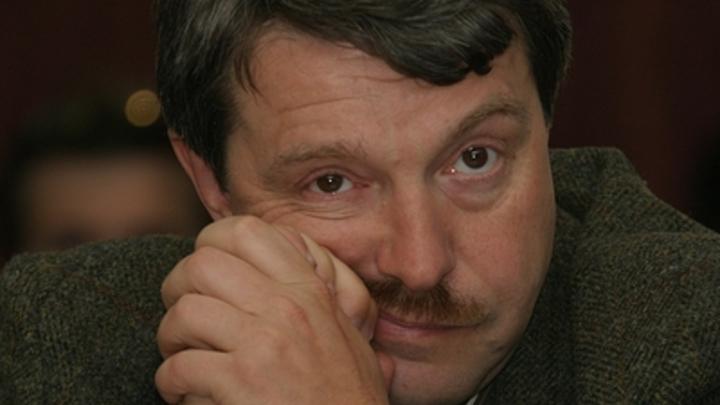 Крик, который был в студии, это ещё не всё: Амнуэль рассказал о том, что произошло у Соловьева вне эфира