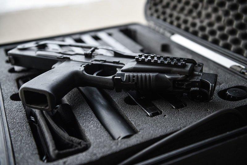 Стрелковое оружие спецподраз…