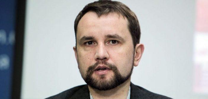 Вятрович: можем стать свидетелями тихой оккупации Белоруссии