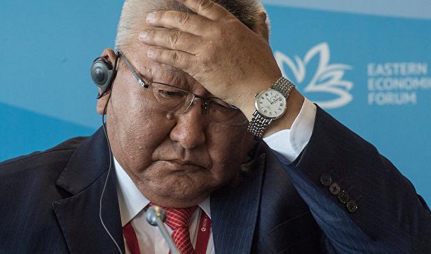 Глава Якутии Борисов и его п…