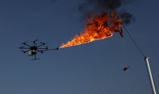 Запуск неучтенного дрона грозит штрафом в 5 тыс. рублей