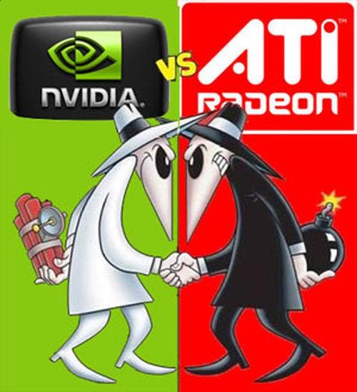 NVIDIA или AMD?