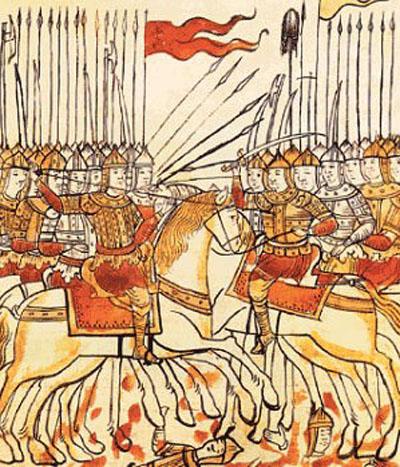 Для Руси Стяг – традиционно Красный!