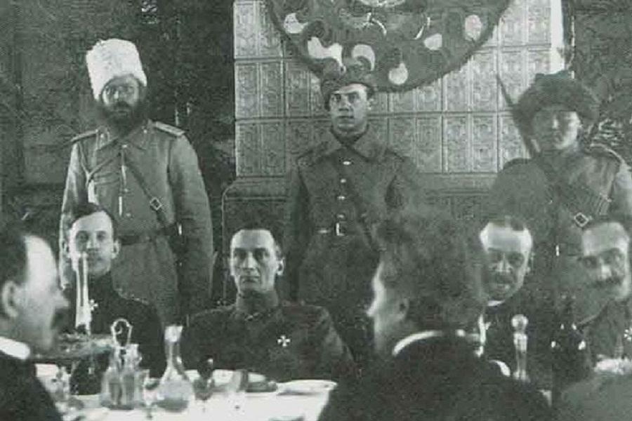 Как попал в Россию А.В. Колчак - британский офицер с декабря 1917-го
