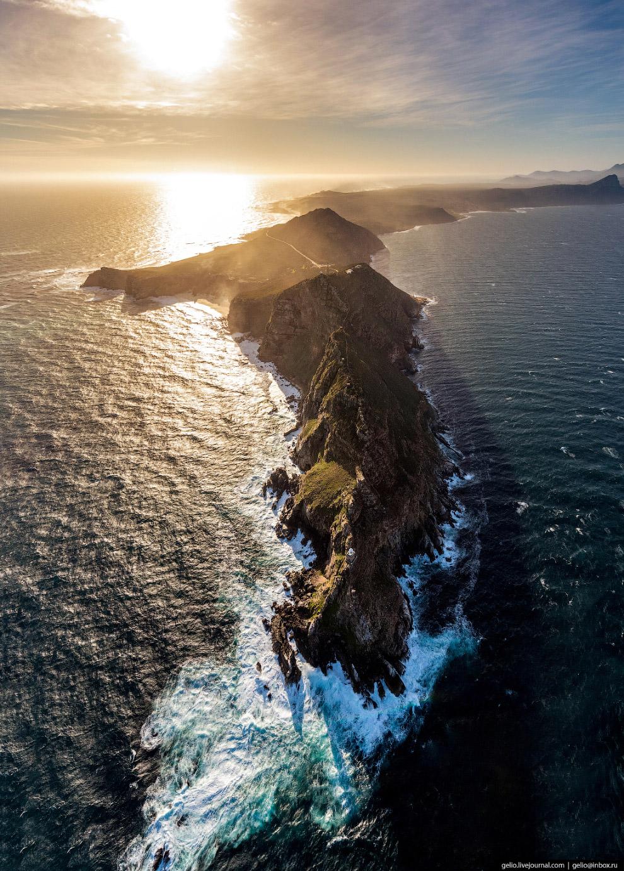Между двух океанов: мыс Доброй Надежды