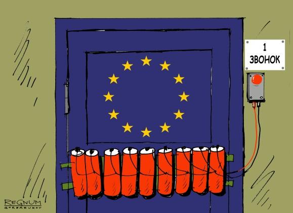 «Эрдоган и Путин устроят новый железный занавес для ЕС»
