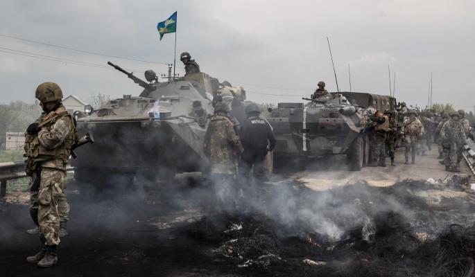 В Донбассе заявили о химичес…