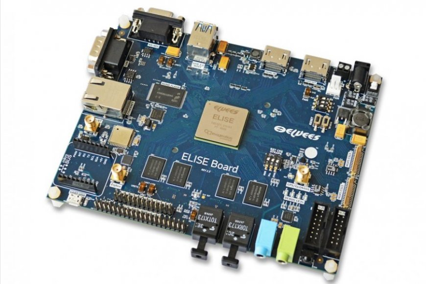 «Золотой чип» России: процессор ELISE для систем будущего