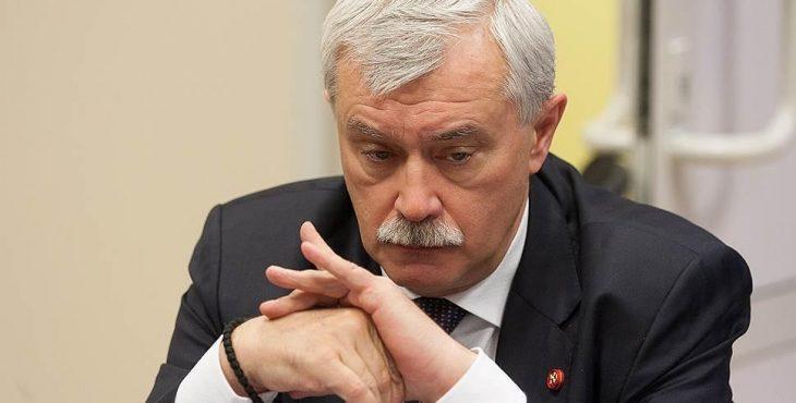 Георгий Полтавченко: шесть лет губернатор, а результата ноль