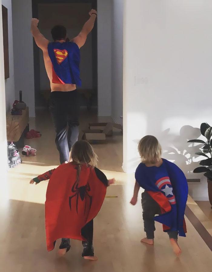 10+ Times Chris Hemsworth Was The World's Best Dad