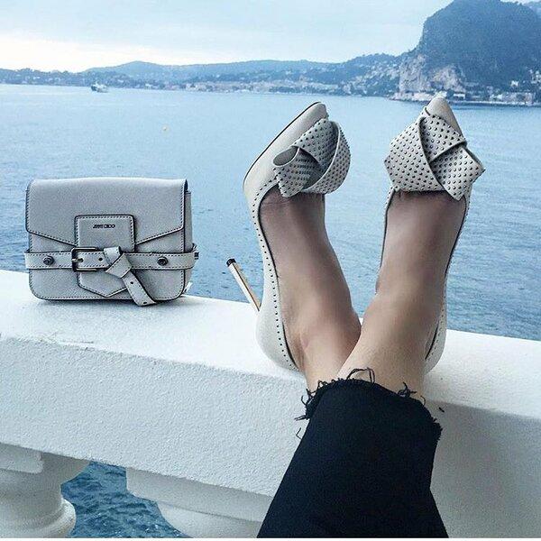 Самые модные туфли лета 2019 — 5 моделей и 15 стильных образов