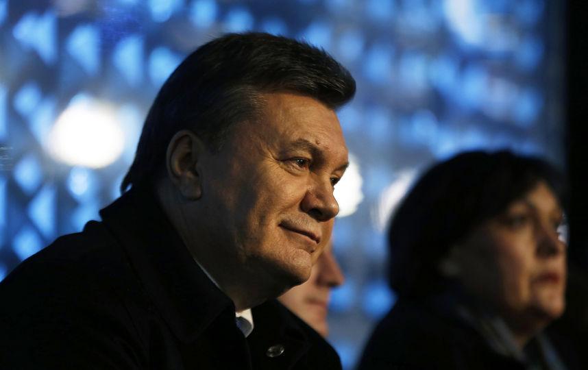 Виктор Янукович пробудет в б…