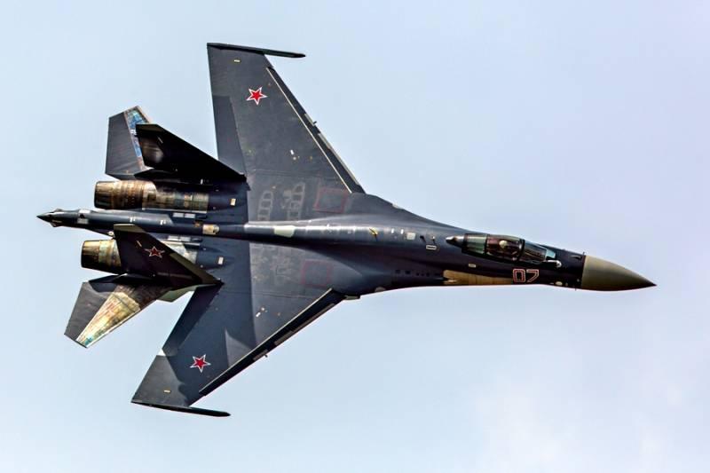 Убийца «стелса» за 90 секунд: главные факты о новейшем истребителе Су-35
