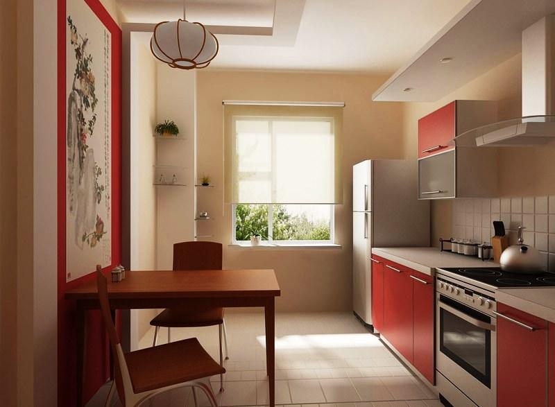 дизайн кухни фото 12 кв.м.