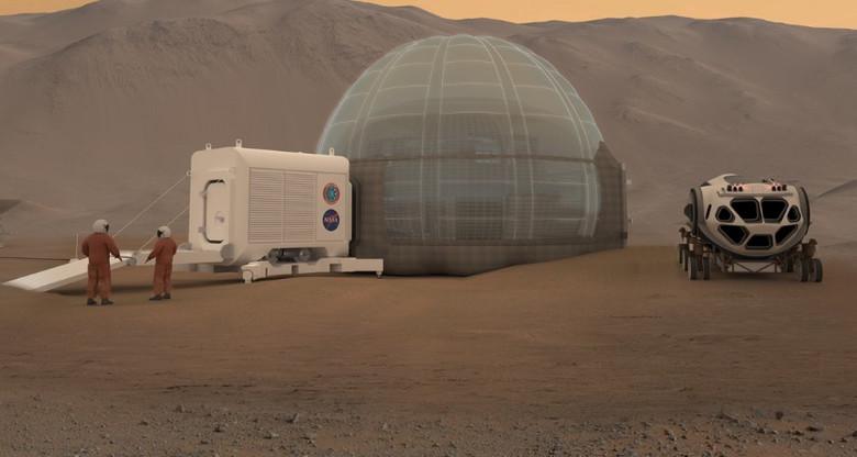 NASA официально признало, что у них нет денег на отправку людей на Марс