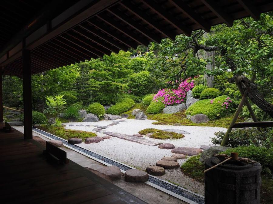 Прекрасные японские сады
