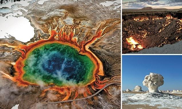Невероятные места нашей планеты, на которые стоит посмотреть красиво, планета, природа, путеводитель, путешествия, туризм, фото, чудо природы